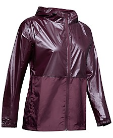 Under Armour UA Storm Metallic Hooded Jacket