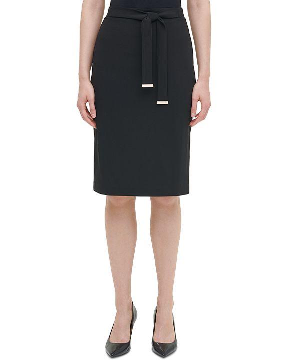 Calvin Klein Stretch Skirt