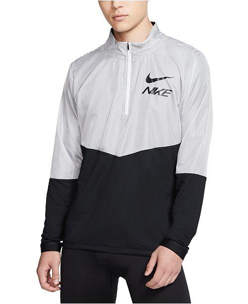 Nike Men's Element Half-Zip Running Top