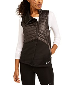 Women's Essential Quilted Running Vest