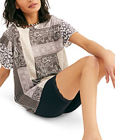 Free People Clarity Printed T-Shirt