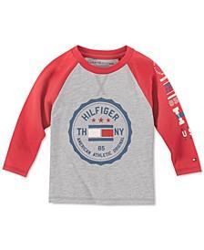 Baby Boys Logo Raglan T-Shirt