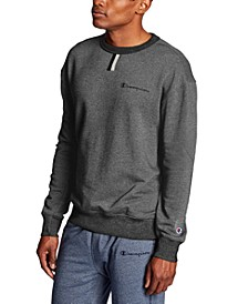 Men's Heathered Sweatshirt