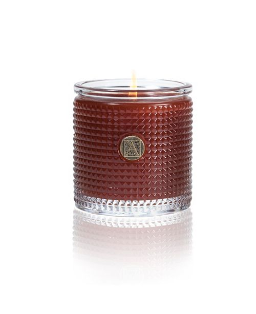 Aromatique Harvest Pumpkin Spice Textured Candle