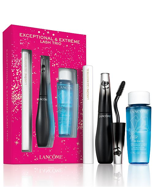 Lancome 3-Pc. Grandiôse Mascara Exceptional & Extreme Lash Set, Created for Macy's