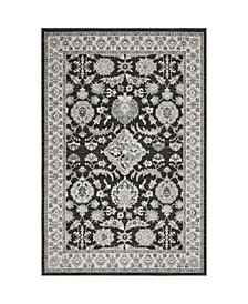 "CLOSEOUT!! Global Rug Design Arroyo ARR03 Gray 7'10"" x 10'2"" Area Rug"