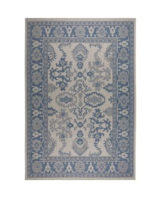 """Patio Country Ayana Gray 7'9"""" x 10'2"""" Area Rug"""