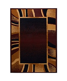 "Global Rug Design Choice CHO11 Brown 9'2"" x 12'5"" Area Rug"