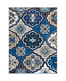 "Haven HAV01 Ivory 7'10"" x 10'5"" Area Rug"