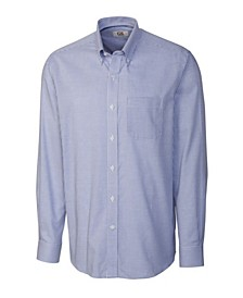 Men's Long Sleeve Tattersall Shirt