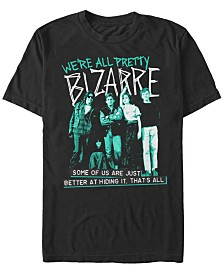 The Breakfast Club Men's Were All Bizarre Short Sleeve T-Shirt
