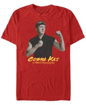 Sony Men's Johnny's Revenge Short Sleeve T-Shirt