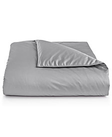 Charter Club Damask Supima Cotton 550-Thread Count 2-Pc. Twin Duvet Cover Set, Created for Macy's