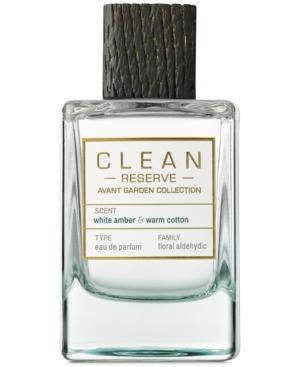 Avant Garden White Amber & Warm Cotton Eau de Parfum