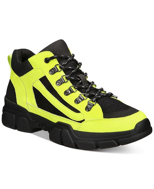 INC International Concepts I.N.C. Men's Titus Hybrid Boots, Created For Macy's