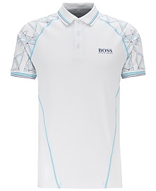 BOSS Men's Paddy Pro 4 Regular-Fit Polo Shirt