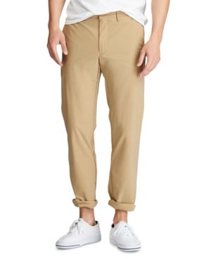 Polo Ralph Lauren Men's Straight-Fit Traveler Pants