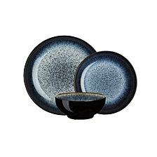 Denby Halo Coupe 12-PC Dinnerware Set, Service for 4