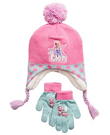 Big Girls 2-Pc. Toy Story Bo Peep Heidi Hat & Gloves Set