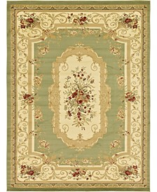 Belvoir Blv3 Green Area Rug Collection