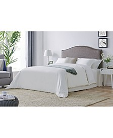 Cotton Duvet Cover Set, 3 Piece- King
