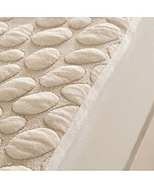 Pebbletex Organic Cotton Queen Mattress Protector