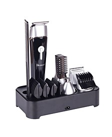 SK-0068 5 in 1 Multi-Functional Grooming Kit for Men