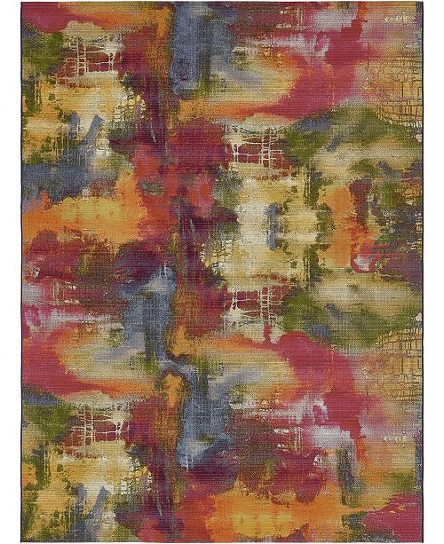 Bridgeport Home Pashio Pas2 Multi Area Rug Collection