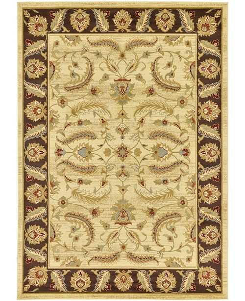 Bridgeport Home Passage Psg1 Ivory Area Rug Collection