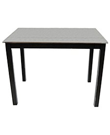 Anderson Steel Top Bar Table, Quick Ship