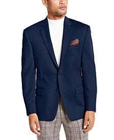 Lauren Ralph Lauren Luxury Wool/Cashmere-Blend Classic-Fit Sport Coat