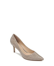 Jewel Badgley Mischka Rudy Shimmer Pumps