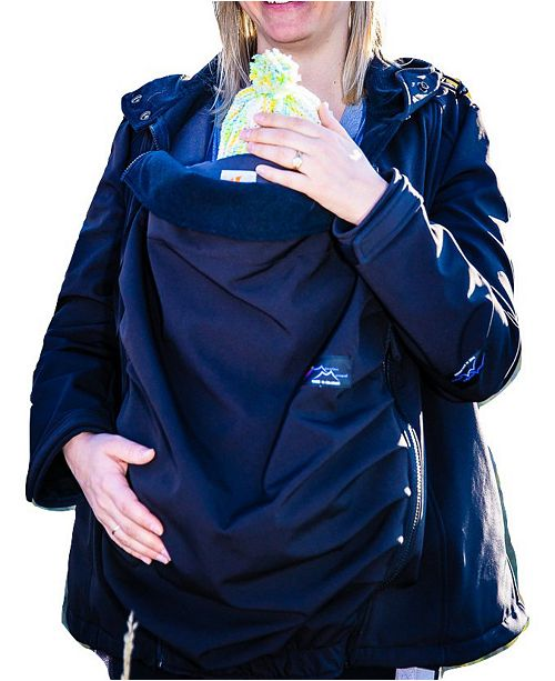Mountain Marsupial 4 in 1 Convertible Baby Wearing Jacket