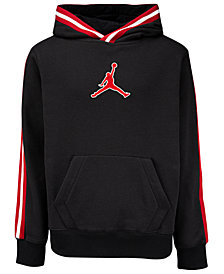 Jordan Big Boys French Terry Pullover Hoodie