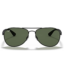Ray-Ban Sunglasses, RB3549 58
