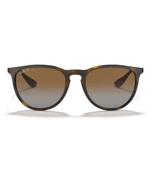 Ray Ban Sunglasses RAY-BAN ERIKA POLARIZED SUNGLASSES, RB4171F 54