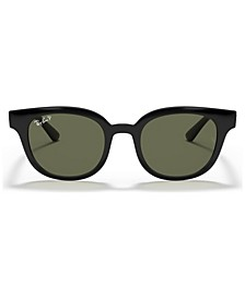 Polarized Sunglasses, RB4324 50