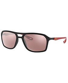 Polarized Sunglasses, RB4329M 57