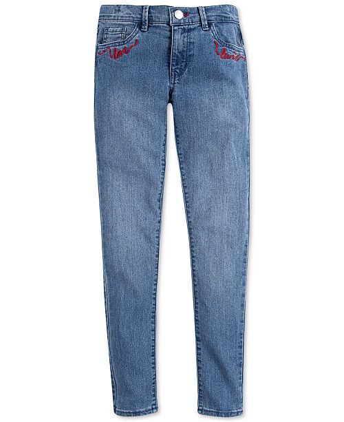 Levi's Big Girls Super Skinny Jeans