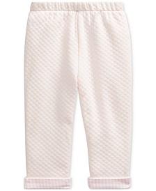 Polo Ralph Lauren Baby Girls Knit Jacquard Pants
