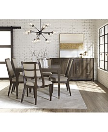 Monterey Dining 7-Pc. Set (Table, 4 Side Chairs & 2 Hostess Chairs), Created for Macy's