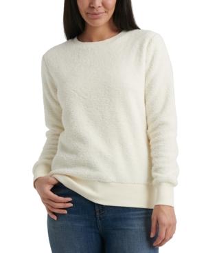 Lucky Brand T-shirts SHERPA SWEATSHIRT