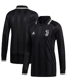 adidas Men's Juventus Club Team Icon Long Sleeve T-Shirt