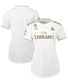 Women's Real Madrid Club Team Home Stadium Jersey