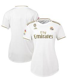 adidas Women's Real Madrid Club Team Home Stadium Jersey
