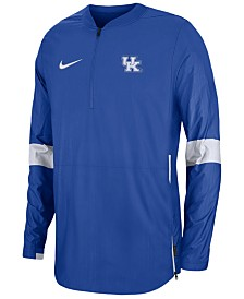 Nike Men's Kentucky Wildcats Lightweight Coaches Jacket