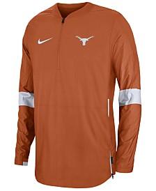 Nike Men's Texas Longhorns Lightweight Coaches Jacket