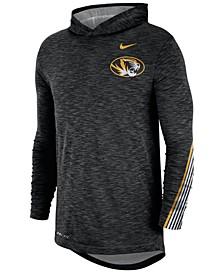 Men's Missouri Tigers Hooded Sideline Long Sleeve T-Shirt