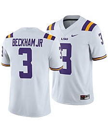 Men's Odell Beckham Jr. LSU Tigers Player Game Jersey