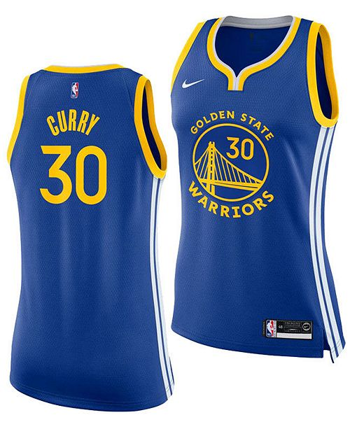 finest selection 8b4f9 f948b Women's Stephen Curry Golden State Warriors Swingman Jersey
